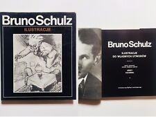 Jerzy Ficowski Bruno Schulz Ilustracje do wlasnych utworow Wydawnictwo 1992