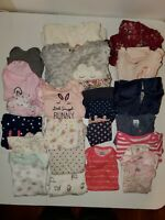 Baby girl clothing lot 3 months,  Carter's Kyle and Deena