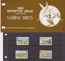 Isla de man Presentación Pack 1983 edición definitiva aves de alto valor de 5+ 10% De Descuento