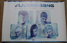 Big Bang - ALIVE (5th Mini Album) OFFICIAL POSTER *HARD TUBE CASE* K-POP*
