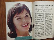 Nov-1960 TV Guide(JEAN BLAKE/WARD BOND FAREWELL/JOHN FORD/MARY STUART/ANDY CLYDE