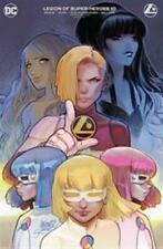 LEGION OF SUPER-HEROES #10 CVR B DARKO LAFUENTE VARIANT DC COMICS GEMINI 10/28