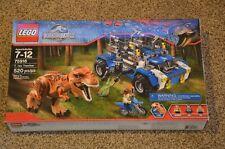 Lego Jurassic World T. rex Tracker (75918) 520 pcs Retired