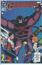 Legionnaires 1993 series # 3 near mint comic book