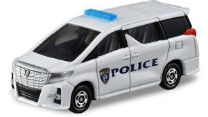 Takara Tomy / Tomica Toyota Vellfire Guam Police Car / Aeon Limited