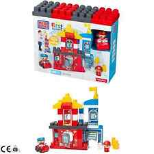 Mega Bloks Fisher-Price First Builders Rescue Squad 40pcs building set 1-5 ans