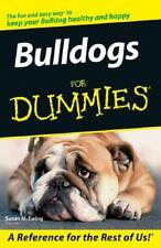 Bulldogs for Dummies by Susan M. Ewing (author)