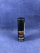 NYX Suede Matte Lipstick SDMLS07 Cold Brew True brown New