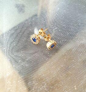 14ct gold earrings