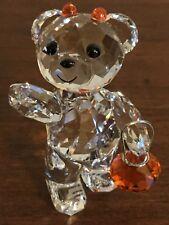 Swarovski 2011 Halloween Kris Bear Limited Edition Figurine 1096026 - Brand New