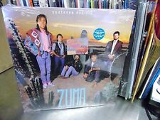 Southern Pacific ZUMA vinyl LP 1988 Warner Bros SEALED