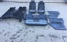 Ford Sierra GT 2.0 DOHC Compleat Interior