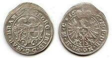 Brandenburg Ansbach  4 Kreuzer 1696  ..  (9,18)
