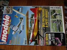 5µ?§ Revue Modele Magazine n°773 Plan en encart Giovanni Pirelli / Blanik B-17