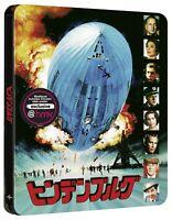 The Hindenburg Bluray Steelbook Japanese Artwork Ltd Edtn HMV UK Exclusive