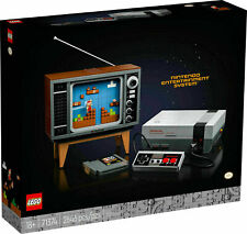 LEGO 71374 NINTENDO ENTERTAINMENT SYSTEM SUPER MARIO BROS TV CONSOLE CONTROLLER