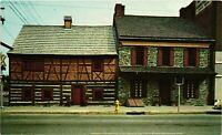 Vintage Postcard - Plough Tavern And Gates House York Pennsylvania PA #2584