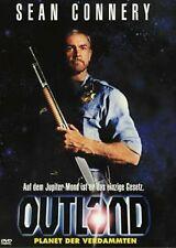 Outland - Planet der Verdammten von Peter Hyams | DVD | Zustand gut