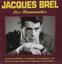 29349//JACQUES BREL BEST OF LES FLAMANDES 20 TITRES D'ANTHOLOGIE CD NEUF