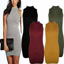 Stretch Casual Jumper Dresses for Women