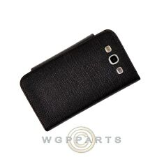 Samsung i9300 Galaxy S3 Wallet Pouch Black Case Cover Shell Protector Guard