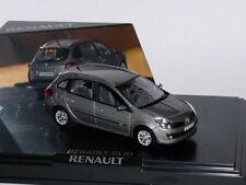 1/43 NOREV : Renault : Clio Estate break wagon gris