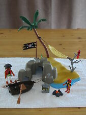 Superbe playmobil - 4139 - Compact Set Pirates - Comme Neuf - +4 ans
