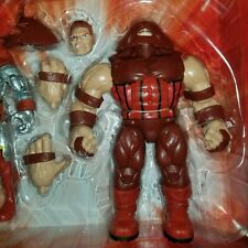 Marvel Legends Juggernaut from Colossus 2 Pack 80th Anniversary X-Men In Plastic
