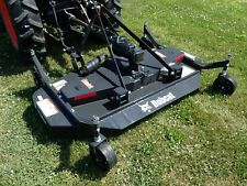 2019 Bobcat 72 Finish Mower For Tractors 3 Point Hook Up 540 Pto Low Use
