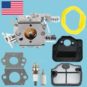 Carburetor Air Filter Tune Up Kit Fits Husqvarna 36 41 136 137 141 142 Chainsaw