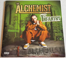The Alchemist ‎– 1st Infantry - 2 x LP - 2004 - US First Press OIS Koch Records