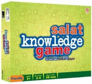 SPECIAL OFFEE: Salat Knowledge Game -