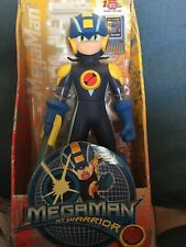 MegaMan NT Warrior action figure with Battle Chip