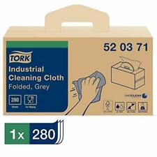 More details for new industrial cleaning cloth grey 280 pieces uk seller