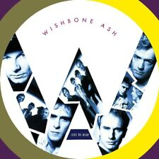 Wishbone Ash Here To Hear CD NEW 2018