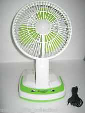 UNIQUE -JY SUPER 5590 EMERGENCY PORTABLE FAN + LIGHT- RECHARGEABLE FAN + LIGHT