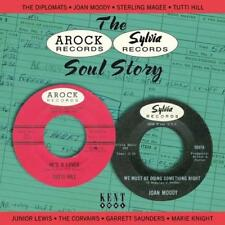 AROCK & SYLVIA RECORDS SOUL STORY Various NEW & SEALED 60s SOUL CD NORTHERN KENT