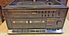 Fisher Turntable Audio Component System MC-715 AM/FM Tuner EQ Tape