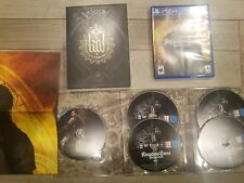 Kingdom Come: Deliverance Special Edition - PS4 PlayStation Kickstarter Bonus