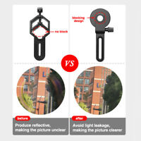 Universal For Phone Camera Clip Mount Spotting Scope Adapter Precise Focusing