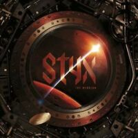 Styx - The Mission [New CD] With Blu-Ray