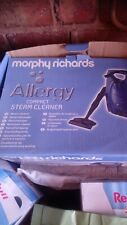 Morphy richards compact steamer cleaner