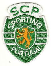 SCP PORTUGAL GAME JERSEY PATCH