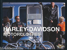 Harley Davidson Motorclothes Prospekt 4/03 GB brochure Broschüre Motorrad 2003