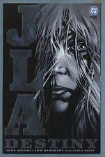 JLA Destiny #2 2002 Elseworlds Tom Mandrake Prestige Format DC Comics v