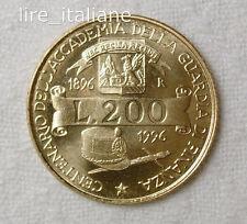 200 LIRE 1996 Guardia di Finanza  *FDC*