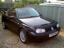 VW GOLF MK4 CABRIOLET 3.5 BLACK BONNET BRA