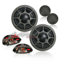 "MOREL ELATE 502 Car Audio  5-1/4"" 2-Way Elate Series Component Speaker System"