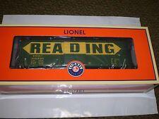 LIONEL 6-81619 READING RDG SCALE PS-1 BOXCAR #109448 NEW NIB