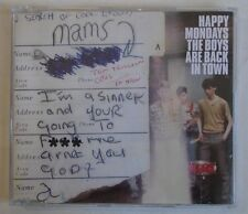 HAPPY MONDAYS ~ The Boys Are Back In Town ~ CD SINGLE
